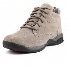 women's arch support suede ankle boot approvedthe