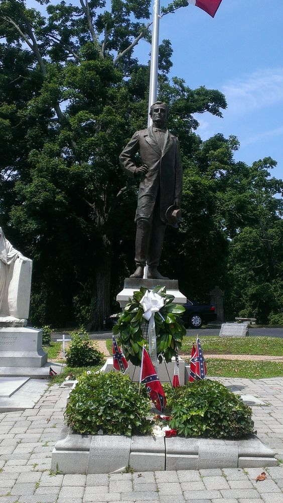 jefferson davis monument fairview ky