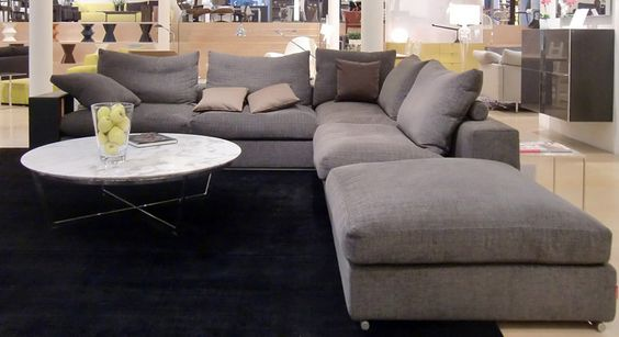 Flexform Groundpiece. Simple Flexform Groundpiece Sofa And Flexform ...