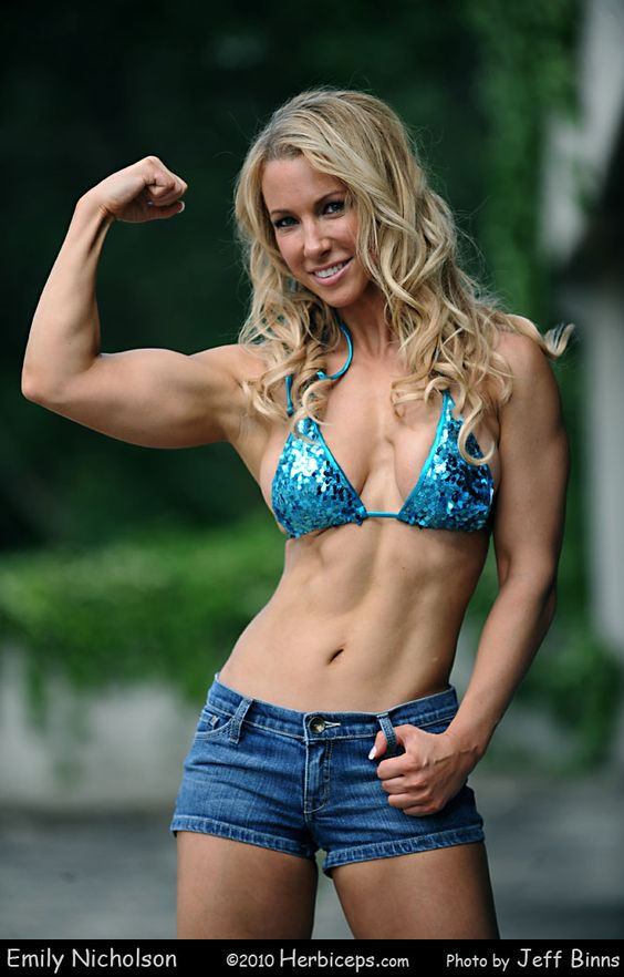Emily Nicholson   Fitness - Conquer Your Dreams