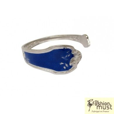 Bracelet Joséphine bleu