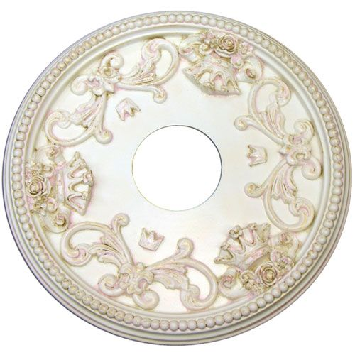 french ceiling lights | French Castle Ceiling Medallion and Nursery Lighting Kids Room in ...