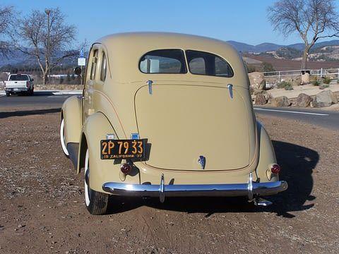 1937 Ford 4 Door Sedan Slant Back For Sale In 2020 Sedan Ford 16 Inch Wheels