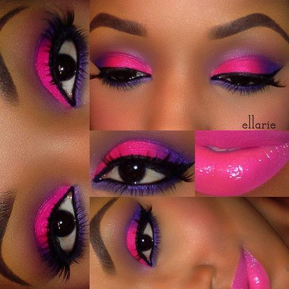 Fuchsia & Purple @Ella Klassen Instagram