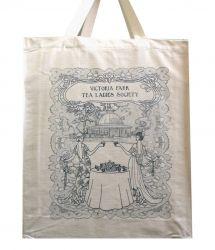 Victoria Park Tea Ladies Society tote by Zeke Wade