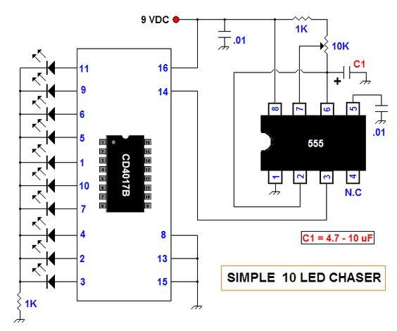 edfa708321cd6f08decc5ee78d9c840e electronics components electronics projects make an led blaster circuit diagram, electronics projects and 120V LED Wiring Diagram at money-cpm.com