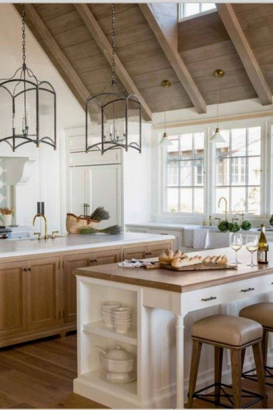 47 Perfect Farmhouse Kitchen Decor Ideas 2018 Country Kitchen Designs French Country Kitchen French Country Kitchens