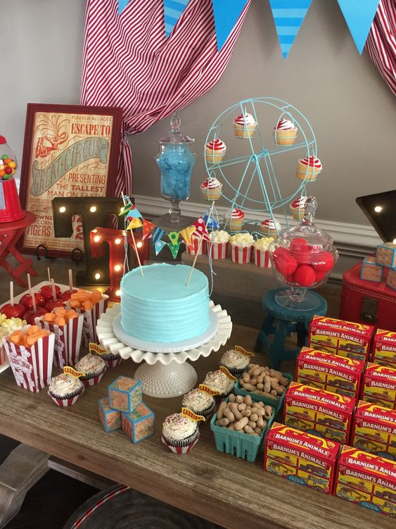 Carnival theme party ideas 66