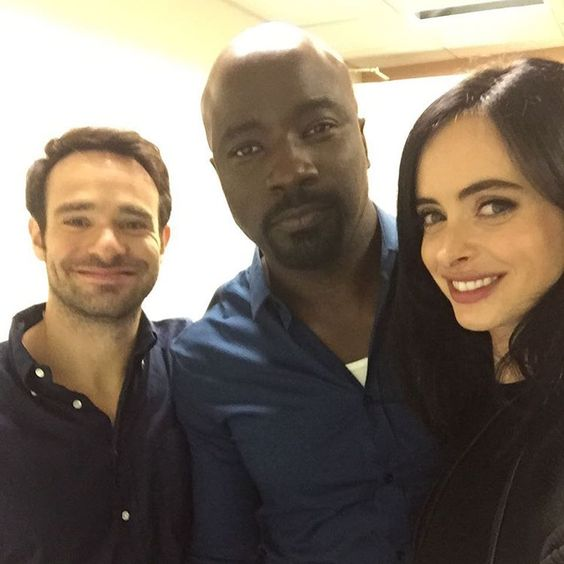 The Defenders: Luke Cage, Jessica Jones and Daredevil | Marvel | Netflix