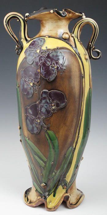 Orchid Vase Carol Long: