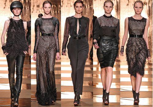 Fashion Rio - Sacada