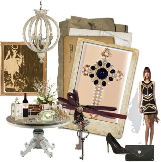 """""""30's at 2012"""" by scenography-of-your-life ❤ liked on Polyvore"""