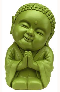 Green Buddha from Urban Outfitters