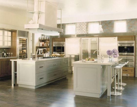 Country Kitchens Home Kitchens Elegant Contemporary Kitchen Design