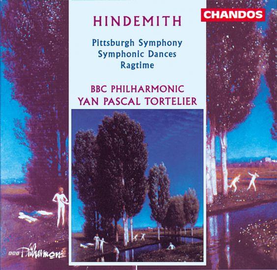 BBC - Hindemith:Ragtime/Symphonic Dances