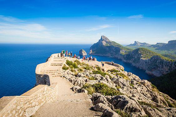 Plus belles randos côtières Majorque: