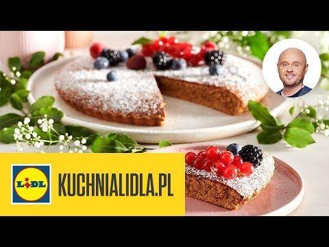 Hiszpanska Tarta Migdalowa Bez Glutenu Pawel Malecki Kuchnia Lidla Youtube Desserts Dulce Sweet