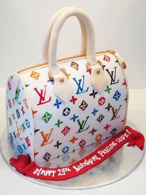 Cake Louis Vuitton Pinterest : Louis Vuitton Cake