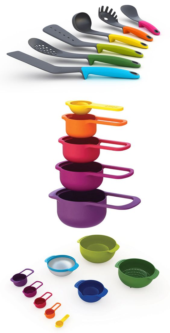 Lovely Rainbow Kitchen Goodies!!