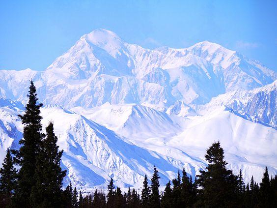 Natural Wonders in USA: Mount McKinley, Alaska