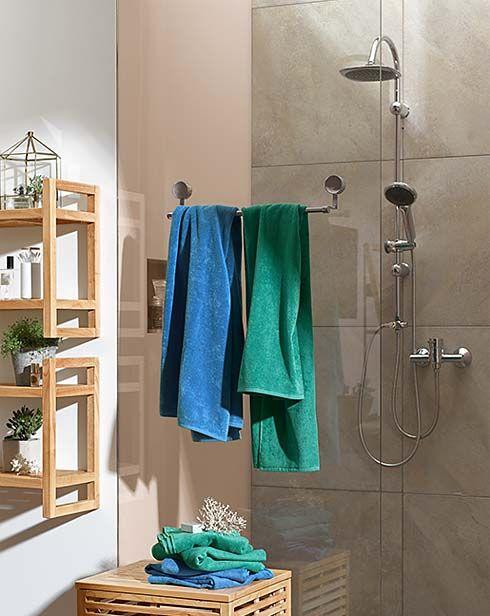 Wszystko do łazienki: tekstylia, akcesoria i meble - w Tchibo