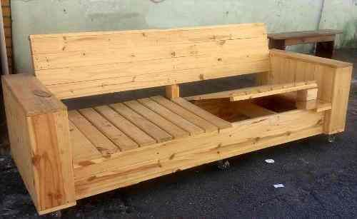 Plan De Construction Canape En Palette Fabriquer Un Canape Canape Palette Lit Palette Bois