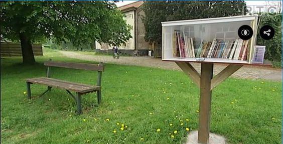 Boîte à lire Clavier 4