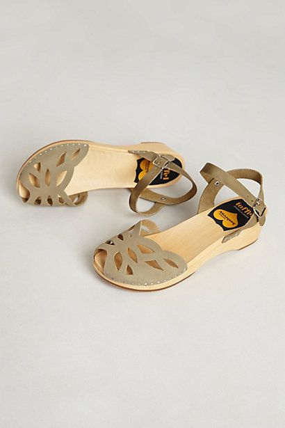 Ornament Sandals #anthropologie  only $59 but totally not vegan.  ;(
