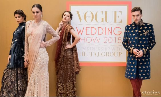 ThinkShaadi Highlights Vogue Wedding Show