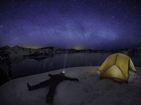 Crater Lake, OR  - National Geographic