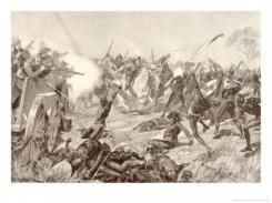 Origins of the Battle of Blood River 1838   South African History Online
