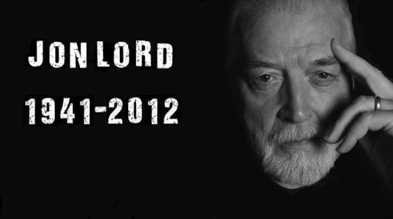 Jon Lord -  lord of the keys
