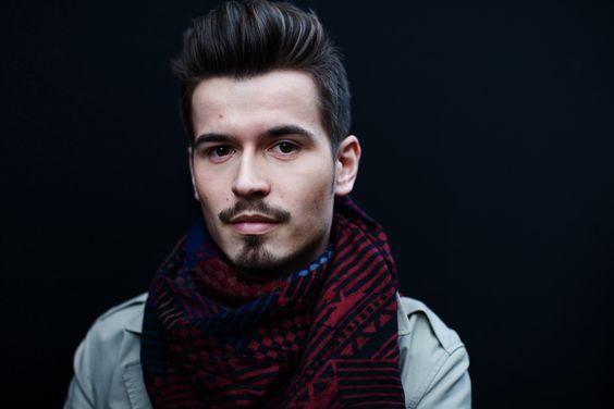 Cabello corto para hombre - Short man hairstyle