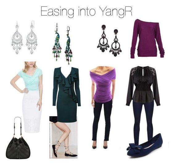 """Easing into Yang Romantic (TW)"" by thewildpapillon on Polyvore featuring Bench…"
