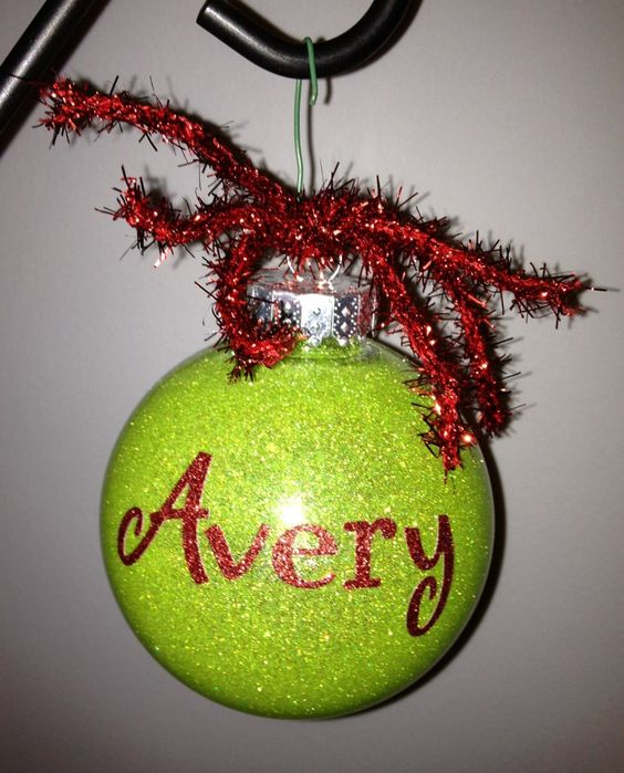 Handmade Ornaments: Holidays Events, Christmas Ideas Crafts, Decorating Ideas, Gifts, Crafty Diy, Holiday Decorating, Homemade, Ornaments