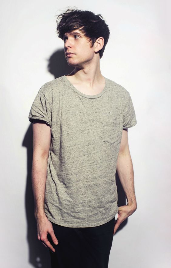This man can sing to me anytime: James Blake
