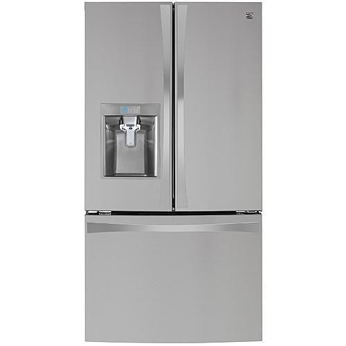 Kenmore 4674025 Elite 29 8 Cu Ft Bottom Freezer Refrigerator French Door Bottom Freezer Bottom Freezer
