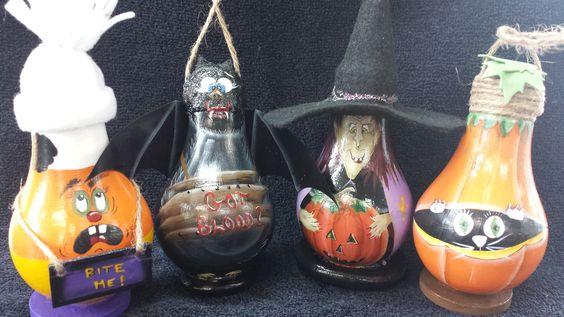 halloween candy hand