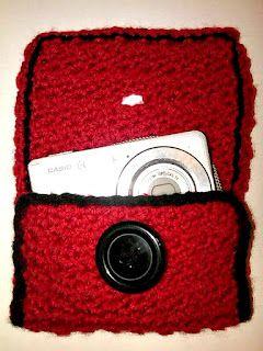 Un poco descabellado, pero estoy enganchado: Stitch Seed Camera Case