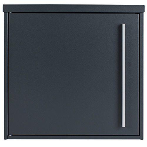Mocavi Box 101 Designer Letterbox Anthracite Grey Ral 7 Https Www Amazon Co Uk Dp B01bw9kibs Ref Cm Sw R Pi D Letter Box Post Box Galvanized Steel Sheet