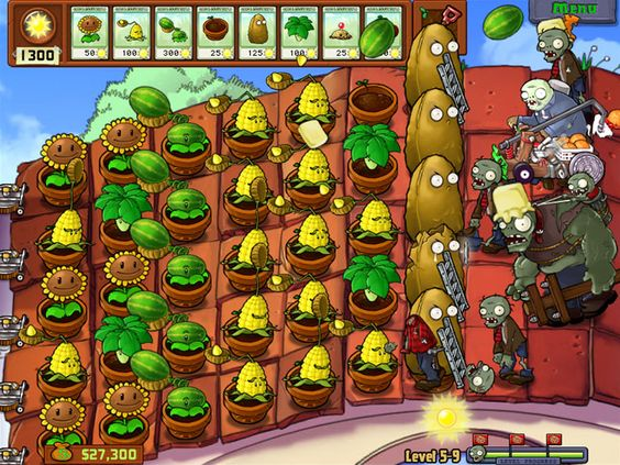Plants vs. Zombies Game Picture
