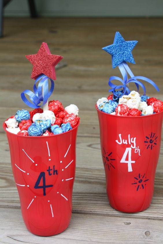july 4th party favor ideas