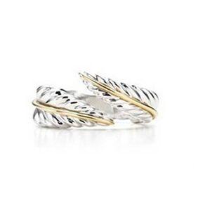 Tiffany & Co Feather Ring | #Sortija de Alas