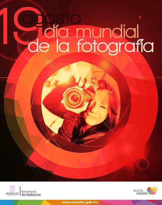 19 de Agosto día mundial de la fotografía