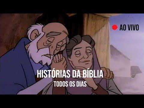 Youtube Desenhos Biblicos Historia Da Biblia Biblia Sagrada