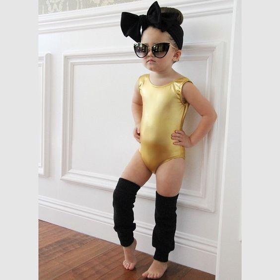 Harlow just couldn't wait to wear her new leotard from @leotardshop to dance class! #fashionkids #ballet #leotard #fashionmodel #cutekidmodels