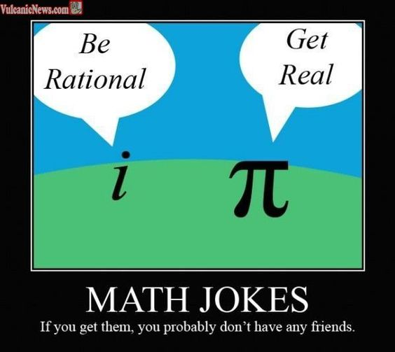 Math Jokes - nerds