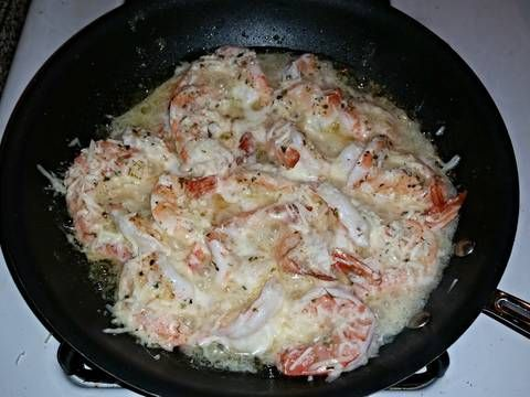Garlic Lemon Butter Parmesan Shrimp Recipe by lisse919 - Cookpad