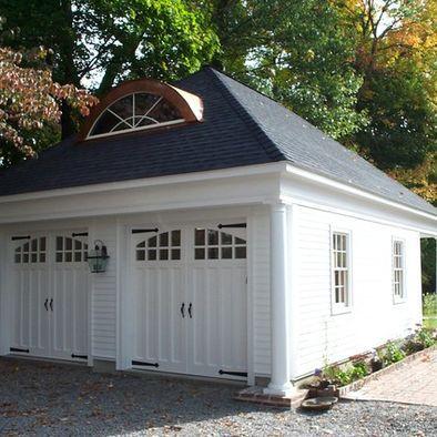 Garage and shed detached garage garages are good for Shed roof garage