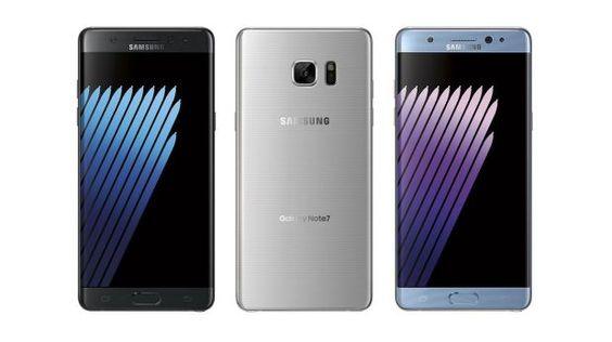 Samsung paraliza la venta del Galaxy Note 7 en todo el mundo | El ... - El Comercio https://t.co/9sKzirKQdQ https://t.co/iIGt0hEy26 #CPMX8